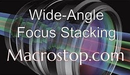 Wide-Angle Focus Stacking